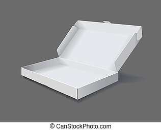 Packaging box.