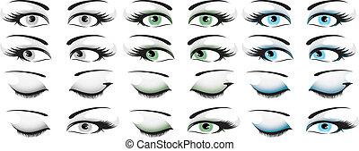 Eye set 2