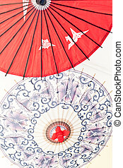 asia Oil-paper umbrella - Oil-paper umbrella is a kind of...