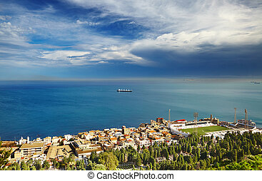 Algiers city, Algeria - Algiers the capital city of Algeria,...
