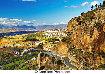 City of Constantine, Algeria - Constantine, the third...