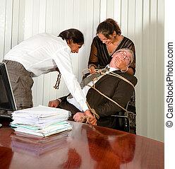 Office revenge