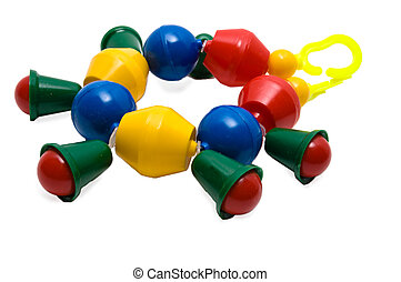 rattle as a color toys for children