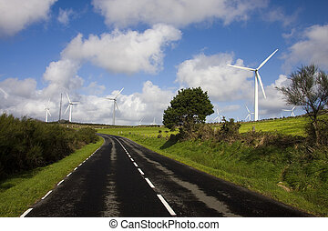 renewable energy, wind turbine