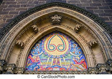 Basilica Ornamental Arch