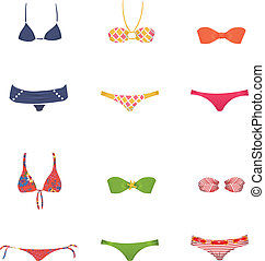 Female swimwear