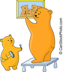 Bears attach a picture