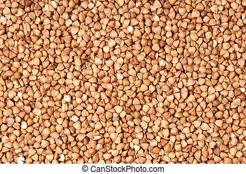 buckwheat; - buckwheat