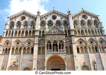 Ferrara and his Cathedral