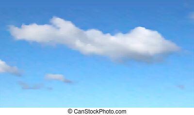 One cloud