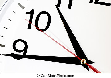 Passing of time - one sec - Photo showing the passing of one...