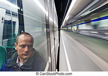 列車, 最後