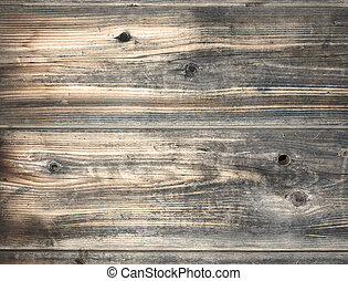 Weathered wood      - Planks of weathered wood