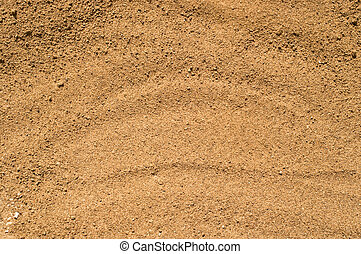Sand background Natural yellow abstract
