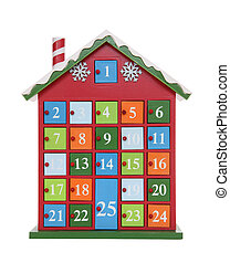 Christmas House - A Christmas house counting the days to...
