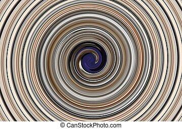 blue grey white black swirl pattern - a funky swirl pattern...