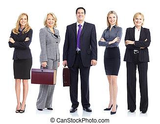 gente, empresa / negocio, equipo