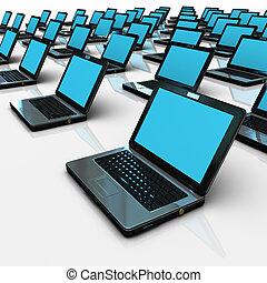 Laptop net