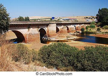 Old bridge, Andalusia Spain.