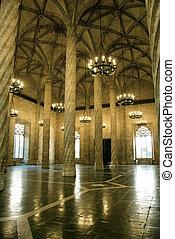 Lonja of Valencia, Spain