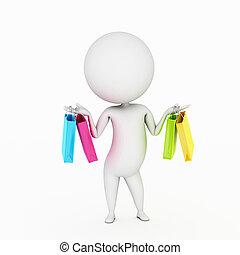 shoppping guy