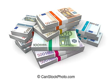 Euro Cash Packets