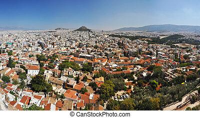 Athena Landscape