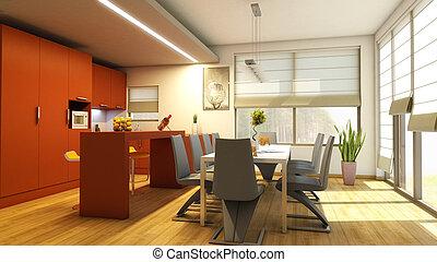 Home interior   - Home interior