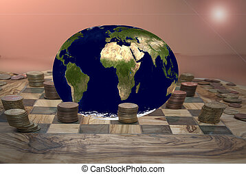speculation and finance - Global economy. Speculation and...