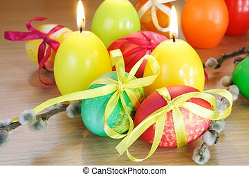 Easter Festive Still Life