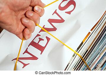 Heap of news