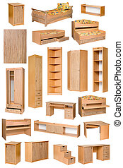 Furniture - An image of various furniture