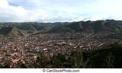 Cuzco City (Peru)