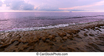 Steps Beach - Puerto Rico - Landscape of Steps Beach near...