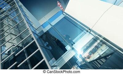 Office buildings, HD