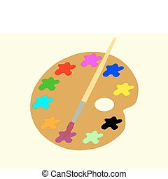 The Instrument of the artist. - The Instrument of the...