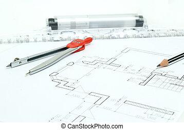 Dibujos, vario, herramientas