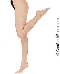 woman's, legs
