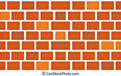 brickwall  - brickwork background