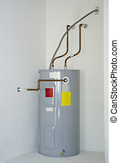 Electric Water Heater - Insulated Residential Energy...