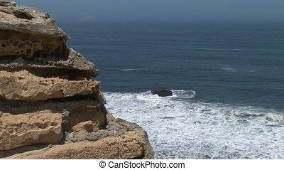 Ocean, Peru - Paracas National Parc, Peru
