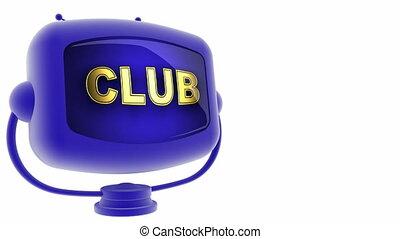 club on loop alpha mated tv