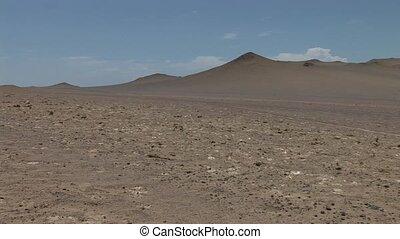 Desert, Paracas, Peru - Paracas National Parc, Peru