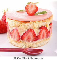 shortcake - strawberry shortcake