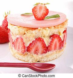 shortcake - strawberry shortcake