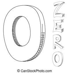 Doodle number zero