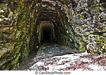 Old Rock Tunnel