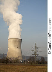 atomic reactor - nuclear reactor