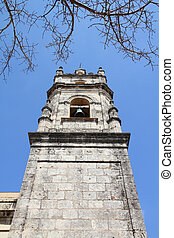 Matanzas cathedral - Matanzas, Cuba - city architecture....