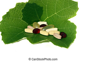 Natural Supplements - Natural and healthy dietary...
